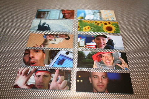 Moo Photo Calling Cards