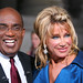 Al Roker and Suzanne Somers