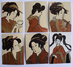 Japanese ladies