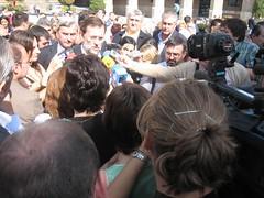 Mariano Rajoy en el Pilar 2006 (III) (Domingo Buesa) Tags: pilar fiestas 2006 zaragoza mariano rajoy
