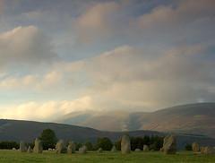 Ominous skies (~Glen B~) Tags: uk england nikond70 lakedistrict cumbria castleriggstonecircle tamron28300mm satelliteportfolio