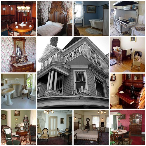 Old Victorian Homes Interior