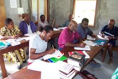 South Efate translation team