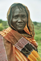 Ethiopia : Dinka (foto_morgana) Tags: people refugees tribes ethiopia dinka theface dimma scarifications
