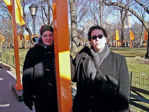 Berit & Ian at The Gates
