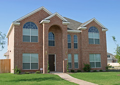 The McMansion (Dean Terry) Tags: houses house dallas construction texas suburbia suburb sprawl mcmansion subdivision urbansprawl subdivided friscotexas mchouse northdallasspecial