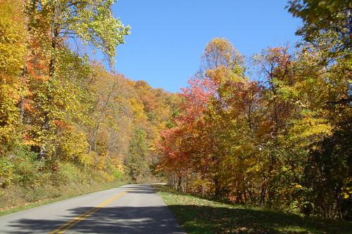 blueridge parkway fall 3