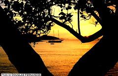 Pôr-do-sol em Búzios (sunset in Buzios)