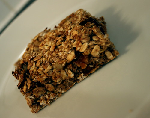Vegan Oat Bar