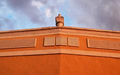 Colonial 3 (orientalizing) Tags: architecture artdeco cityscape desktop featured mexico neoclassical northamerica spanishcolonialbuildings valladolid yucatan