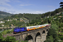 Pala (REGFA251013) Tags: portugal miradouro tren train comboio comboios de douro 1424 pala