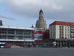 Dresden, Blick auf die Frauenkirche (Thomas230660) Tags: sony dresden städte citys sightseeing