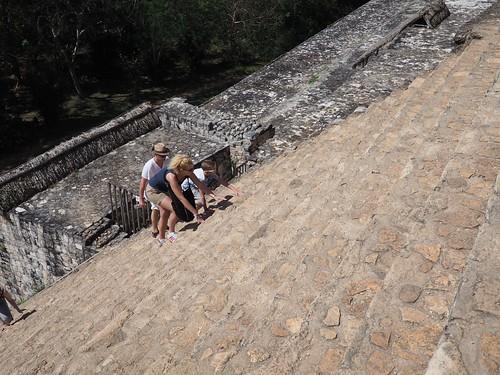 アクロポリスの階段