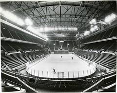 Winnipeg Arena after renovations (vintage.winnipeg) Tags: winnipeg manitoba canada vintage history historic sports buildings