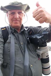 Gear selfie :-)