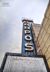 Once Upon A Time (DetroitDerek Photography ( ALL RIGHTS RESERVED )) Tags: allrightsreserved 313 detroit motown urban harpos concert venue gig music live sign harper theater 1939 midwest michigan hall april 2018 detroitderek motorcity seduce usa america marquee hdr 3exp canon 5d mkii digital eos
