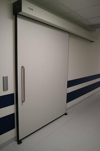 Двері для чистих приміщень Manusa hermetic doors