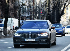 AA2000TH (Vetal_888) Tags: bmw 7series g11g12 licenseplates ukraine kyiv номернізнаки aa2000to aa україна київ aato 2000 black