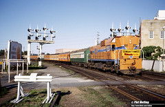 3335 A1514 Perth 5 September 1982 (RailWA) Tags: railwa philmelling westrail 1982 a1514 perth