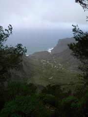 Walk 1 - from the view point - Mirador del Santo (Jackie & Dennis) Tags: lagomera arure miradordelsanto
