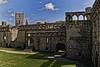 Bishop's Palace, St David's Cathedral (Patrick Cray) Tags: cadw cathedral church landscape pembrokeshire stdavids summer wales historical ngc