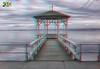Bregenz Lake Constance 3D (lambo_photo) Tags: bregenz lake constance bodensee vorarlberg lindau 3d fuji anaglyph hdr