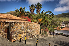 Fuerteventura (denismartin) Tags: betancuria city street streetphotography house cloud sky history memory spring spain españa canaryisland canaries canarias islascanarias fuerteventura denismartin travelphotography tree