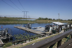 Fan Boats in the Florida Everglades (blackunigryphon) Tags: everglades swamp florida southernflorida fan boat fanboat sawgrassrecreationpark
