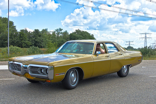 Plymouth Fury III Sedan 1972 (2427)