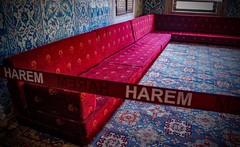 Topkapi Palace, Istanbul (Ula P ( takes a break )) Tags: istanbul turkey topkapipalace harem red carpet sony