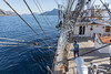 Tall ship Christian Radich in north Norway (Ingunn Eriksen) Tags: tallship christianradich tender norway nordland norskekysten northatlanticocean nikond750 nikon