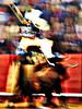 Tercio de Varas (Kike Marín.h) Tags: verde bull bullfighter bullfight toros torero corridadetoros corrida picador plazadetoros spainbullfight color movimiento