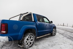 Snow on the hills-March 17th 2018 076 - Icy VW (Mark Schofield @ JB Schofield) Tags: south pennines snow beast east vw armarok wessenden wessendenvalley wessendenhead westnab meltham marsden moors moorland pennineway ice road winter march canon eos 5dmk4 pulehill thenationaltrust showers huddersfield yorkshire