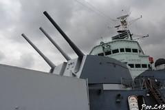 HMS Belfast (Poo.243) Tags: hms belfast destroyer bateau wwii world war two 2 seconde deuxième guerre mondiale 1939 1945 angleterre england royaume uni united kingdom londres london tamise thames grande bretagne great britain ship warship battleship d day débarquement normandie normandy