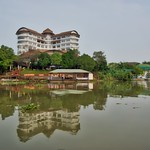 Woraburi Ayothaya Convention Resort by the Chao Phraya river in Ayutthaya, Thailand thumbnail