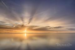 The beginning (Ellen van den Doel) Tags: januari 2018 water natuur landscape landschap reflectie nature reflection overflakkee sky outdoor goeree lucht wolken clouds ouddorp zuidholland nederland nl