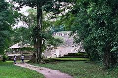 MEXICO 2007 - Estado de CHIAPAS - YAXCHILAN (Julio Herrera Ibanez) Tags: méxico chiapas yaxchilan sitiosarqueologicos ruinas jungla