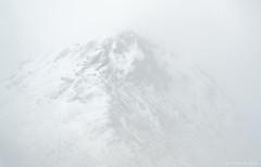 Whiteout (Sarah_Brooks) Tags: mountianscape mountain minimalism landscape rock highland scotland scottish glencoe whiteout