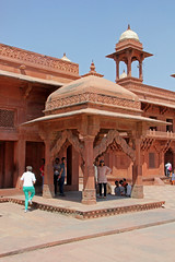 Fatehpur Sikri - (23) (Rubén Hoya) Tags: fatehpur sikri templo palacio capital imperial rajasthan india