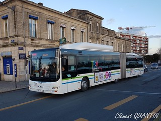MAN Lion's City G GNC - 1426 - Keolis Bordeaux Métropole