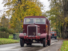 S.O.D.E.M Road Run 2017 (Ben Matthews1992) Tags: sodem road run 2017 autumn gloucestershire england britain old vintage classic historic preserved preservation vehicle transport scammell 20mu hdw471