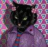 Col Cat #cat #cats #surreal #popart #pop #psychedelic #psychological #thehumancondition #digitalart #digitalcoloring #art #beautiful #creative #cteativity #concept #conceptual #colouring (muchlove2016) Tags: cat cats surreal popart pop psychedelic psychological thehumancondition digitalart digitalcoloring art beautiful creative cteativity concept conceptual colouring