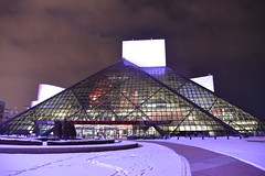 Rock N Roll Hall of Fame (poweruner2) Tags: cleveland ohio rock n roll hall fame