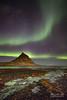 Kirkjufell (Mateusz Moniuszko) Tags: aurora grundarfjörður iceland northern lights snæfellsnes west landscape night nightscape nightshot nightsky noðurljós mountain longexposure canon kirkjufell