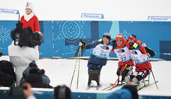 Paralympic_biathlon_12 (KOREA.NET - Official page of the Republic of Korea) Tags: pyeongchang 2018pyeongchangwinterparalympic paralympics biathlon alpensiabiathloncenter 평창 2018평창동계패럴림픽 알펜시아바이애슬론센터