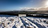 Snowy gate (Phil-Gregory) Tags: national naturalphotography naturalworld nationalpark natural snow gate d7200 nikon tokina tokina1120mmatx contrast colours colour peakdistrict 1120mmproatx11 wideangle ultrawide ngc