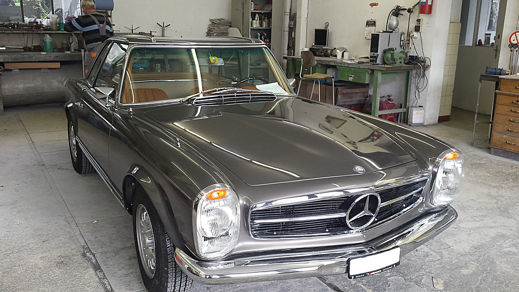 The world 39 s most recently posted photos of binggeli for Garage specialiste mercedes 94