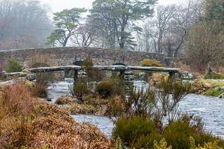 Postbridge, Dartmoor.