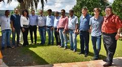 Encontro Regional do Partido da República em Laranjeiras do Sul (PR).