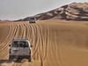 attraversando il sahara (mat56.) Tags: paesaggi paesaggio landscapes landscape fuoristrada offroad deserto desert sahara sabbia sand dune dunes libia libya africa ramlatdawada tracce trace traces traccia impronta impronte imprint viaggio travel antonio romei mat56